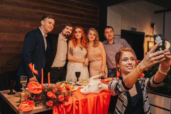 Готичне весіля - фото №18