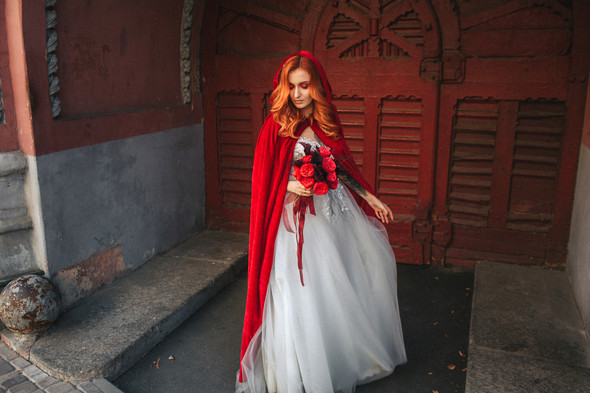 Готичне весіля - фото №10