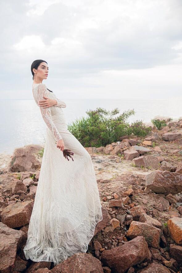 Весільні Фантазії на березі Київського Моря - фото №15