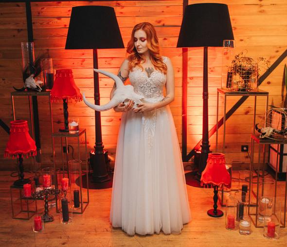 Готичне весіля - фото №19