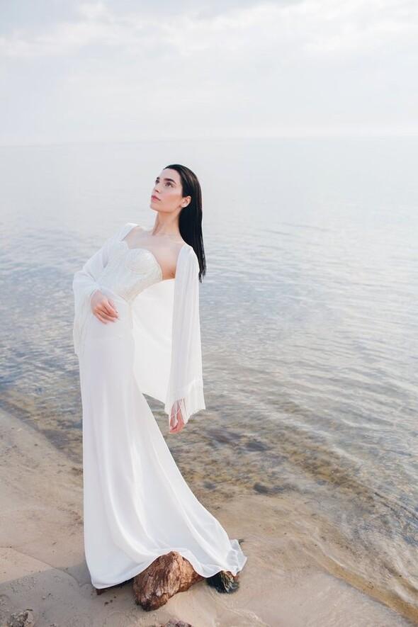 Весільні Фантазії на березі Київського Моря - фото №8