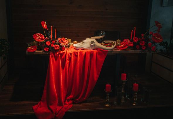 Готичне весіля - фото №15