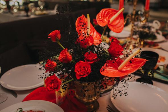 Готичне весіля - фото №13