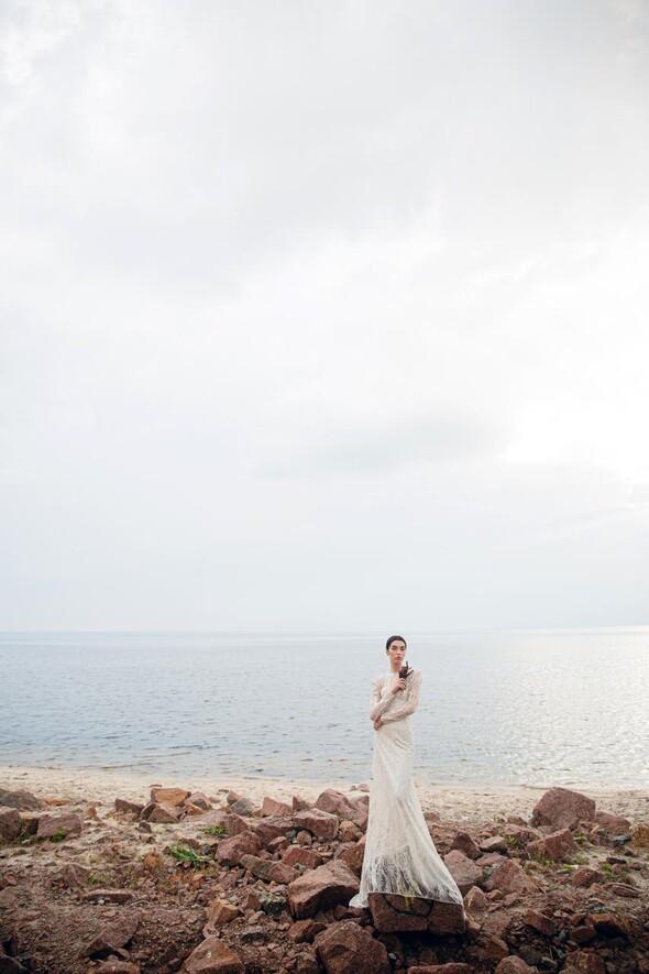 Весільні Фантазії на березі Київського Моря - фото №12
