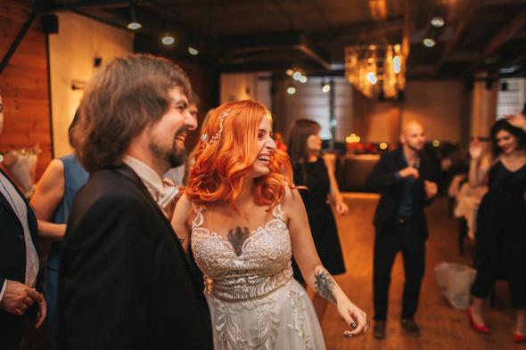Готичне весіля - фото №26