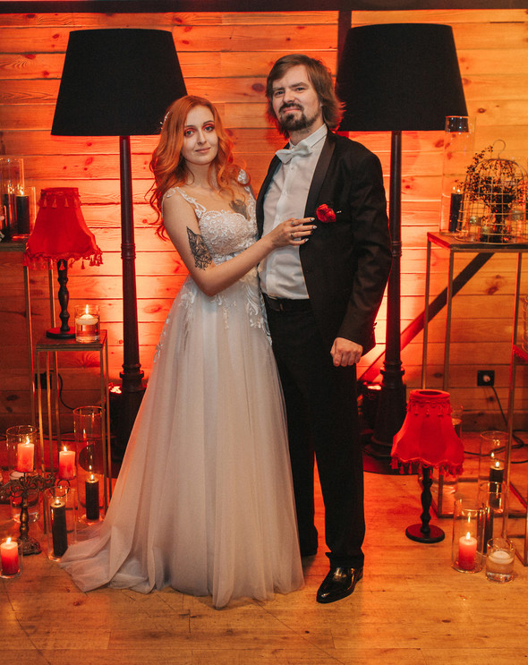 Готичне весіля - фото №29