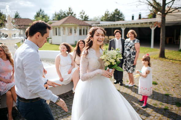 """Весілля в стилі """"Рустік"""" - фото №19"""
