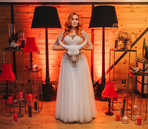 Готичне весіля - фото №1