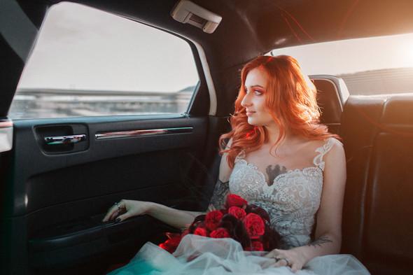 Готичне весіля - фото №3
