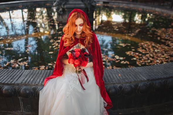 Готичне весіля - фото №5
