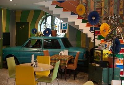 Ивент-кафе «Хундертвассер» - фото 1