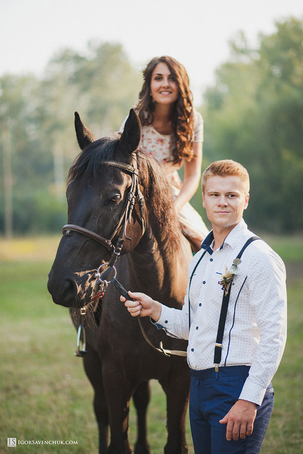 Сергей и Анна - фото №31