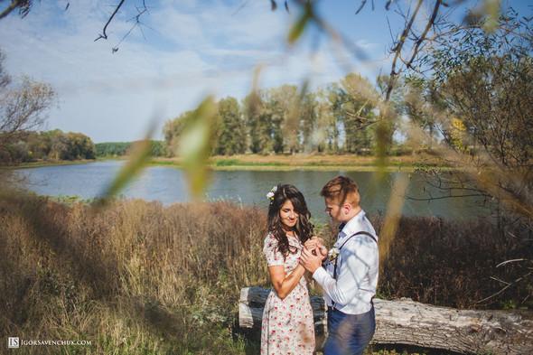 Сергей и Анна - фото №11