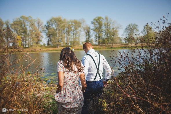 Сергей и Анна - фото №16