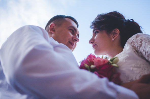 Свадебная фотосессия на Воздвиженке - фото №2
