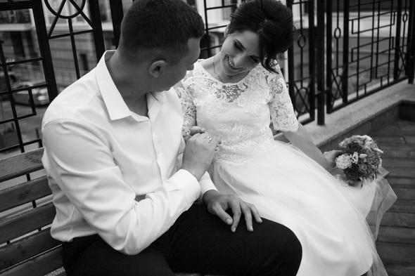 Свадебная фотосессия на Воздвиженке - фото №20