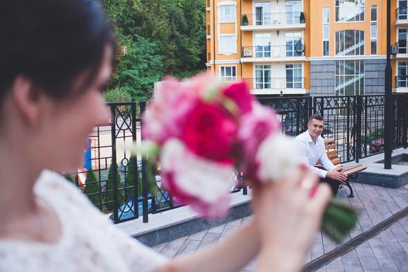 Свадебная фотосессия на Воздвиженке - фото №4