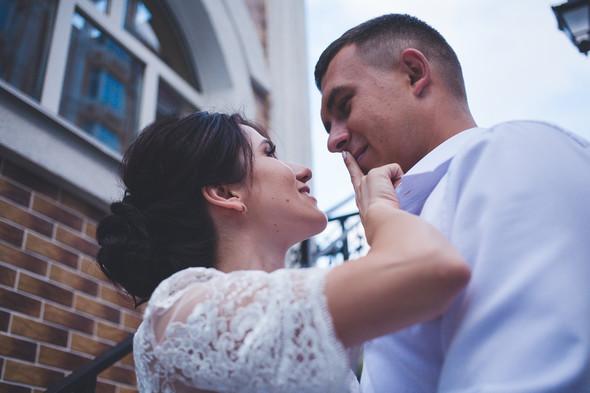Свадебная фотосессия на Воздвиженке - фото №10