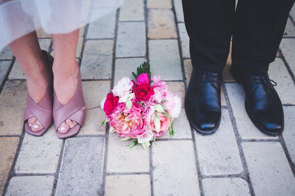 Свадебная фотосессия на Воздвиженке - фото №17