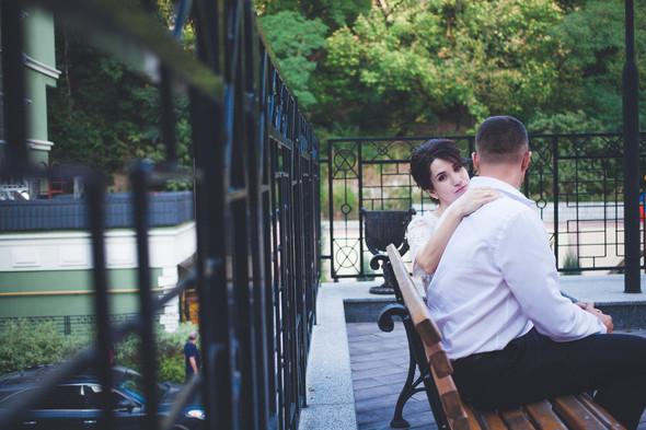 Свадебная фотосессия на Воздвиженке - фото №8
