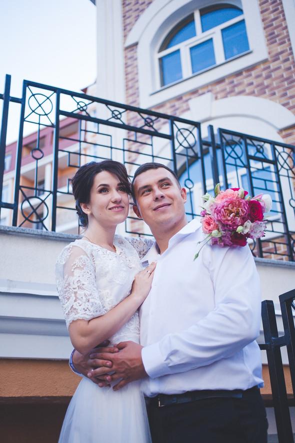Свадебная фотосессия на Воздвиженке - фото №1