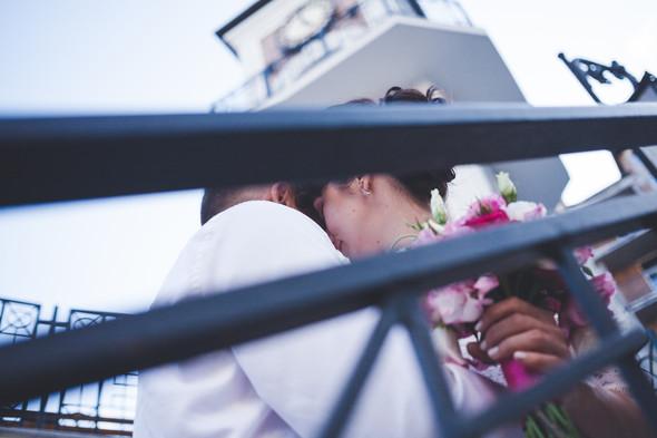 Свадебная фотосессия на Воздвиженке - фото №12