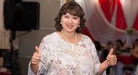 Ведущая Людмила Меденцева - фото 2