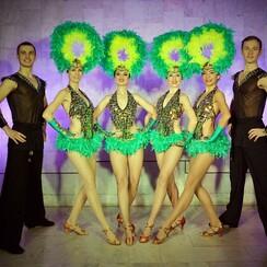 Шоу-балет LIGHT, зеркальный человек, свадебный танец - артист, шоу в Одессе - фото 2