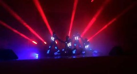 световое лазерное шоу Aliens - артист, шоу в Одессе - фото 4