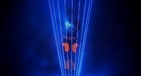 световое лазерное шоу Aliens - артист, шоу в Одессе - фото 1
