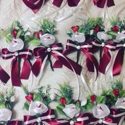 Квіткова крамничка - свадебные аксессуары в Черновцах - фото 3