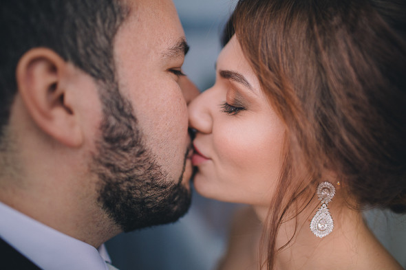 Вадим и Алина - фото №8