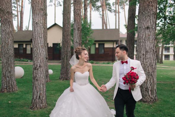 Даша и Максим - фото №21