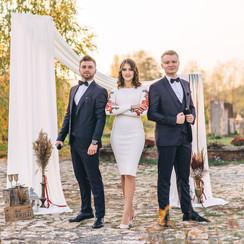 Ольга Негода - выездная церемония в Хмельницком - фото 4