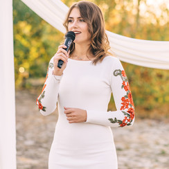 Ольга Негода - выездная церемония в Хмельницком - фото 2