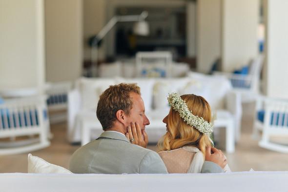 Сима и Стефан - Свадьба на берегу Средиземного моря - фото №15