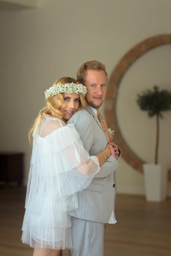 Сима и Стефан - Свадьба на берегу Средиземного моря - фото №10