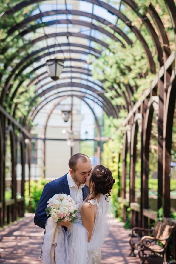 Володимир та Вікторія - ніжне весілля під гаслом SolodkoWedding - фото №16