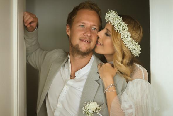 Сима и Стефан - Свадьба на берегу Средиземного моря - фото №11