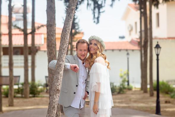 Сима и Стефан - Свадьба на берегу Средиземного моря - фото №23