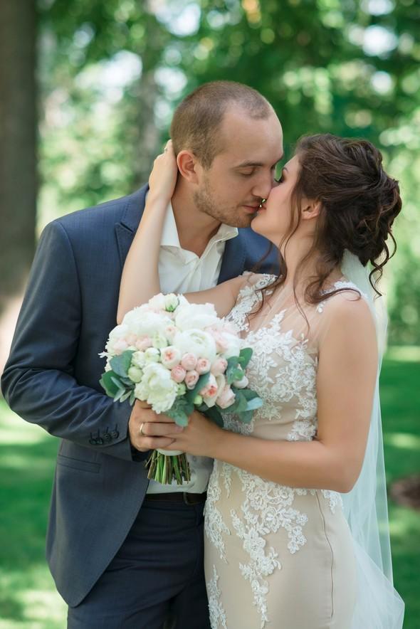Володимир та Вікторія - ніжне весілля під гаслом SolodkoWedding - фото №19
