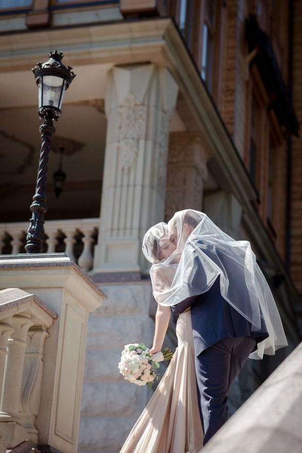 Володимир та Вікторія - ніжне весілля під гаслом SolodkoWedding - фото №9