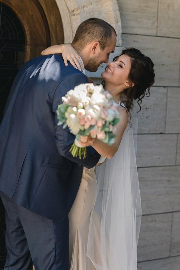 Володимир та Вікторія - ніжне весілля під гаслом SolodkoWedding - фото №8