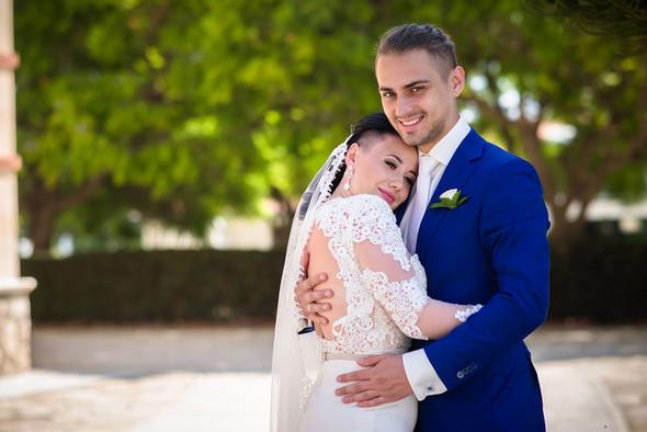 Сергій та Лілія. Вінчання на Кіпрі - фото №32