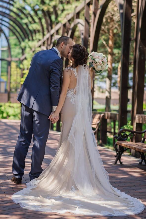 Володимир та Вікторія - ніжне весілля під гаслом SolodkoWedding - фото №14