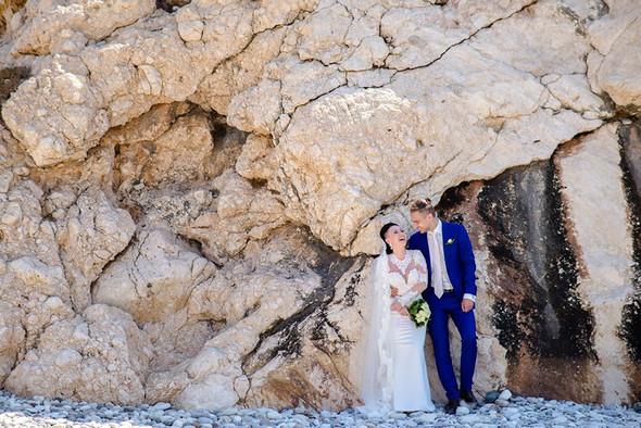 Сергій та Лілія. Вінчання на Кіпрі - фото №35