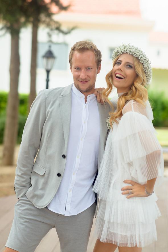 Сима и Стефан - Свадьба на берегу Средиземного моря - фото №22