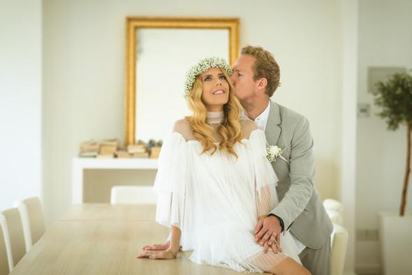 Сима и Стефан - Свадьба на берегу Средиземного моря - фото №13