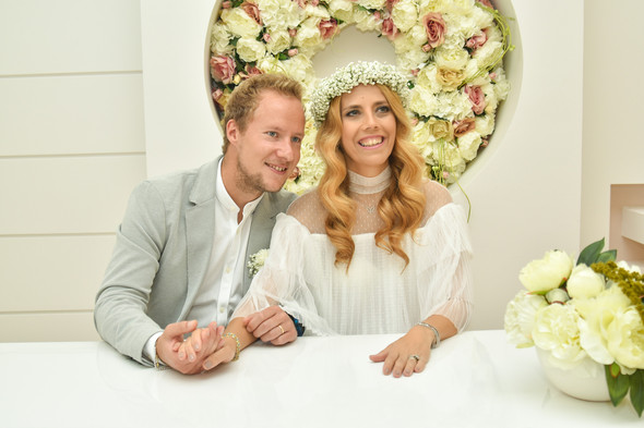 Сима и Стефан - Свадьба на берегу Средиземного моря - фото №28