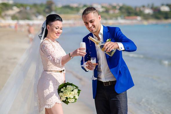 Сергій та Лілія. Вінчання на Кіпрі - фото №39